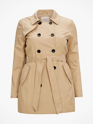 Only Carmakoma Jacka carAnia Long Trenchcoat