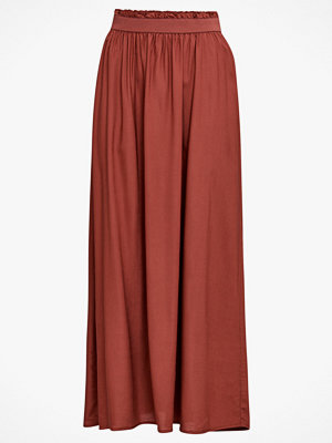 Only Kjol onlVenedig Paperbag Long Skirt Wvn