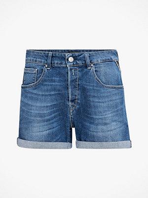 Shorts & kortbyxor - Replay Jeansshorts Pantaloncino