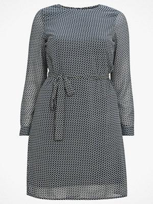 Vero Moda Curve Klänning vmDisa L/S Short Dress Wvn Curve
