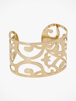 SNÖ of Sweden smycke Armring Rimii Oval