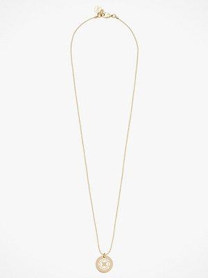 SNÖ of Sweden smycke Halsband Rimii Round Pendant