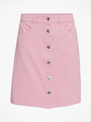 Only Jeanskjol onlFarrah Color Denim Skirt