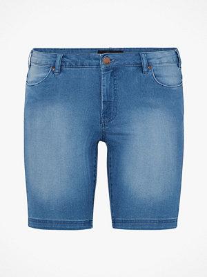 Shorts & kortbyxor - Zizzi Jeansshorts Emily Slim