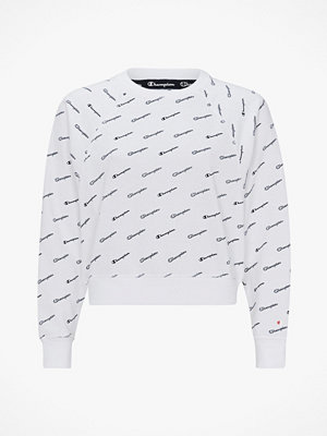 Champion Sweatshirt Crewneck Cropped