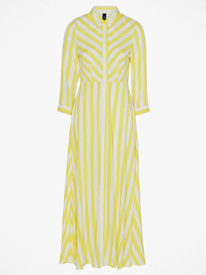 Y.a.s Maxiklänning Savanna Long Shirt Summer Dress