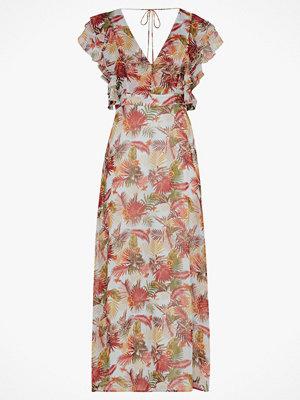 Only Maxiklänning onqCorrie S/L Ruffle Maxi Dress