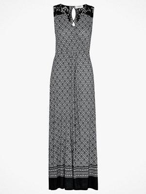 Cream Maxiklänning Georgia Long Dress