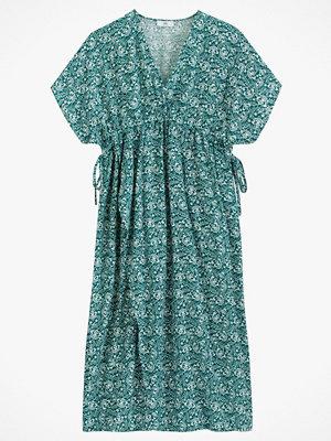 La Redoute Blommig omlottklänning