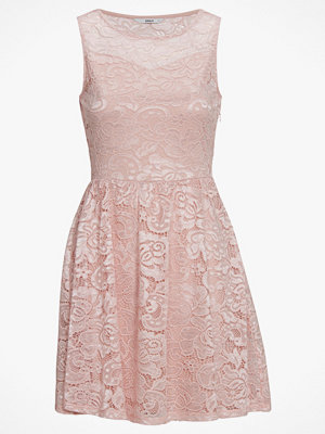 Only Spetsklänning onlDicte Lace S/L Dress