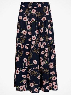 Vero Moda Kjol vmSaga HW Ancle Skirt