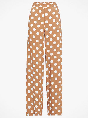 Gina Tricot Byxor Elly Trousers prickiga
