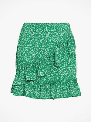 Only Volangkjol onlNova Lux Wrap Skirt
