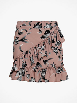 Only Volangkjol onlNova Lux Wrap Skirt