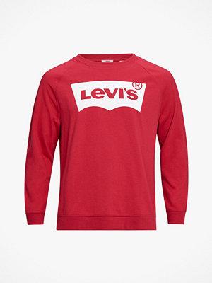 Tröjor - Levi's Plus Sweatshirt PL Relaxed Graphic Crew Plus H