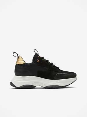 Agnes Cecilia Sneakers Thick Outsole Leather