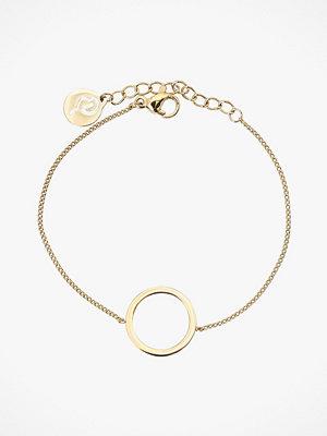 Edblad smycke Armband Circle Bracelet Small Gold
