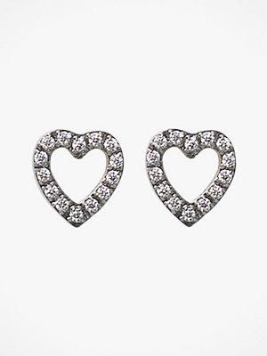 Edblad smycke Örhängen Glow Heart Studs