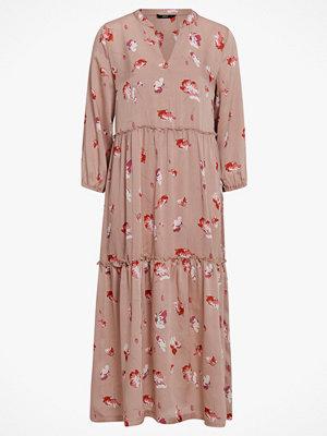 Only Klänning onlGiza L/S Maxi Dress