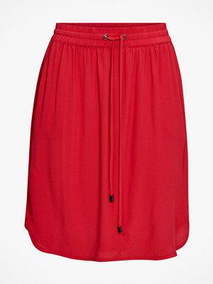 Kjolar - Saint Tropez Kjol Elastic Waist Skirt
