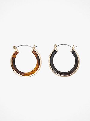 Pieces smycke Örhängen pcAmy Hoop Earrings D2D