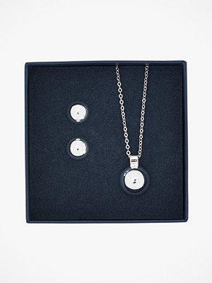 SNÖ of Sweden smycke Belize ball pendant set