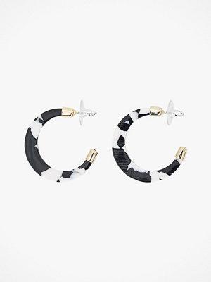 SNÖ of Sweden smycke Örhängen Gray Ring
