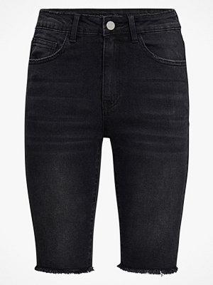 Shorts & kortbyxor - Vila Jeansshorts viAurelie Long Denim Shorts