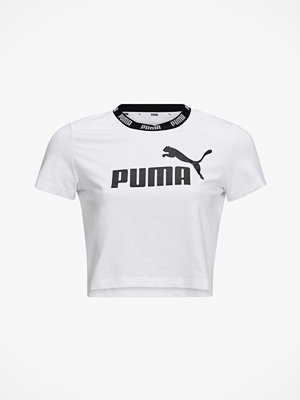 Puma Topp Amplified Cropped Tee