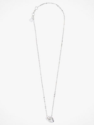 SNÖ of Sweden smycke Halsband Connected Pendant Necklace Heart