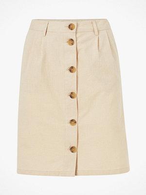 Only Kjol onlLeonora Button Skirt