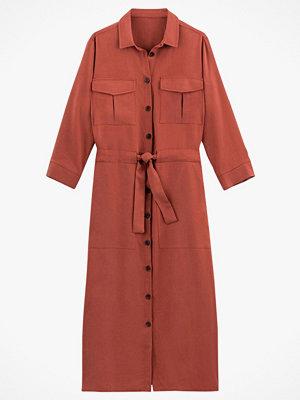 La Redoute Rak, halvlång klänning i lyocell