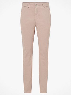 Selected Femme omönstrade byxor Chinos slfMegan MW Tapered