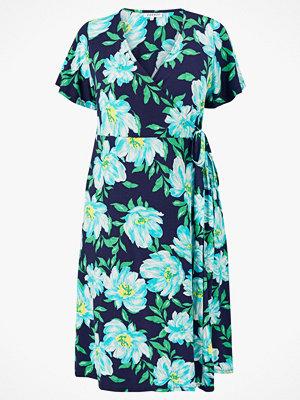 Zhenzi Omlottklänning S/S Jersey Dress