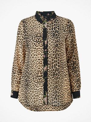 Zizzi Blus eLeonea L/S Shirt