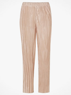 Dry Lake Byxor Nancy Wide Pants randiga
