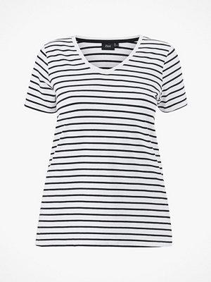 Zizzi Topp vMaggie S/S V-neck T-shirt