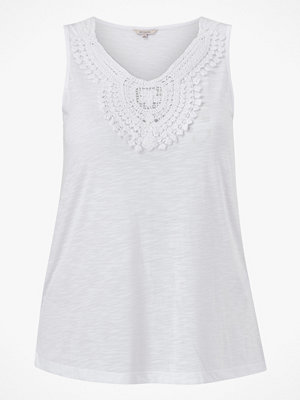 Only Carmakoma Linne carElsa Sl Crochet Tank Top