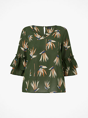Zizzi Blus eRiley 3/4 Top