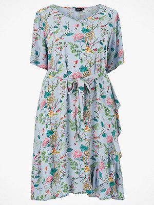 Zizzi Klänning vcIgga S/S Knee Dress