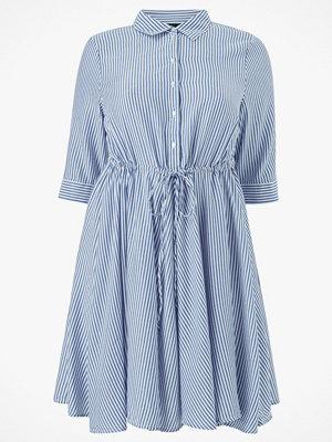 Zizzi Klänning xNarly 3/4 Shirt Dress