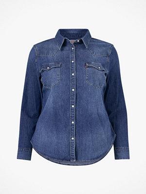 Levi's Plus Jeansskjorta PL Western Lotta Love