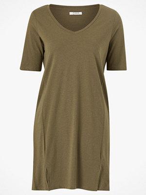 Pieces Klänning pcEbonee 2/4 V-neck Dress