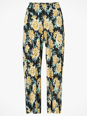 Gina Tricot Byxor Bella Culotte Trousers mönstrade
