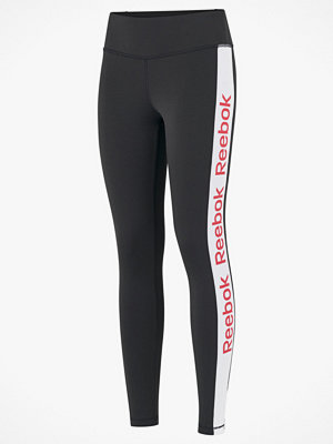 Reebok Performance Träningstights Essentials Linear Logo Tights