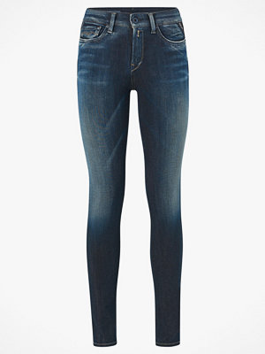 Jeans - Replay Jeans Luz High Waist Hyperflex