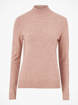 Vila Tröja viRil L/S Turtleneck Knit Top Fav