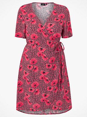 Zizzi Omlottklänning xIva Wrap Dress