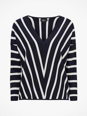 Only Tröja onlAya 7/8 V-neck Pullover