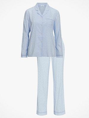 Pyjamas & myskläder - La Redoute Prickig pyjamas med lång ärm